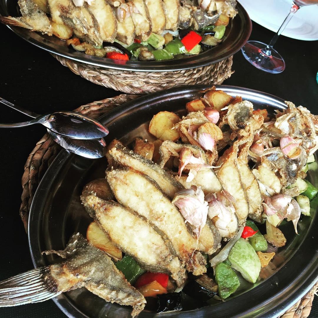 5 фантастически вкусных рецептов рыбы Запеченная рыба по-испански