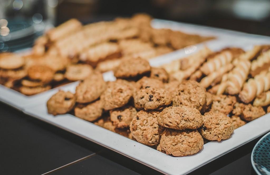 5 простых рецептов печенья Овсяное печенье