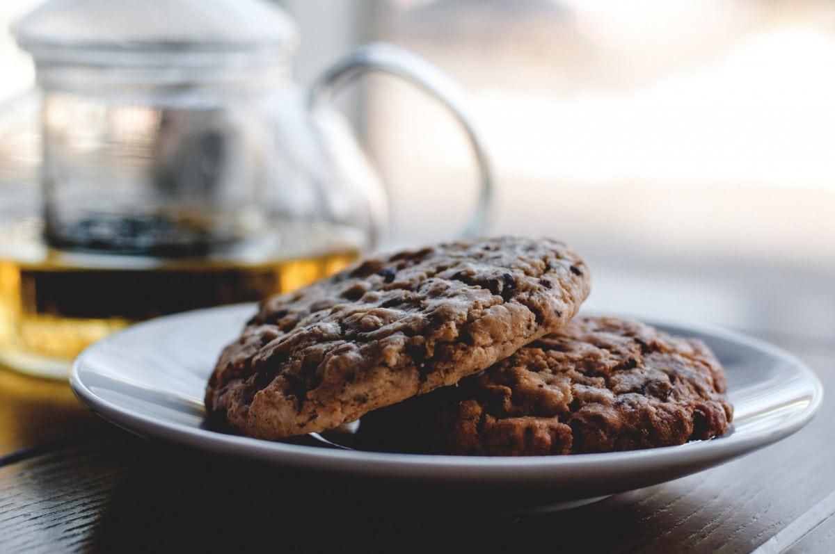 5 простых рецептов печенья Печенье с изюмом