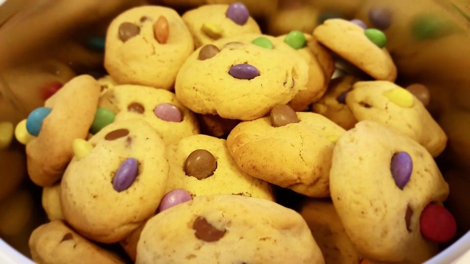 5 простых рецептов печенья Простое печенье с начинкой