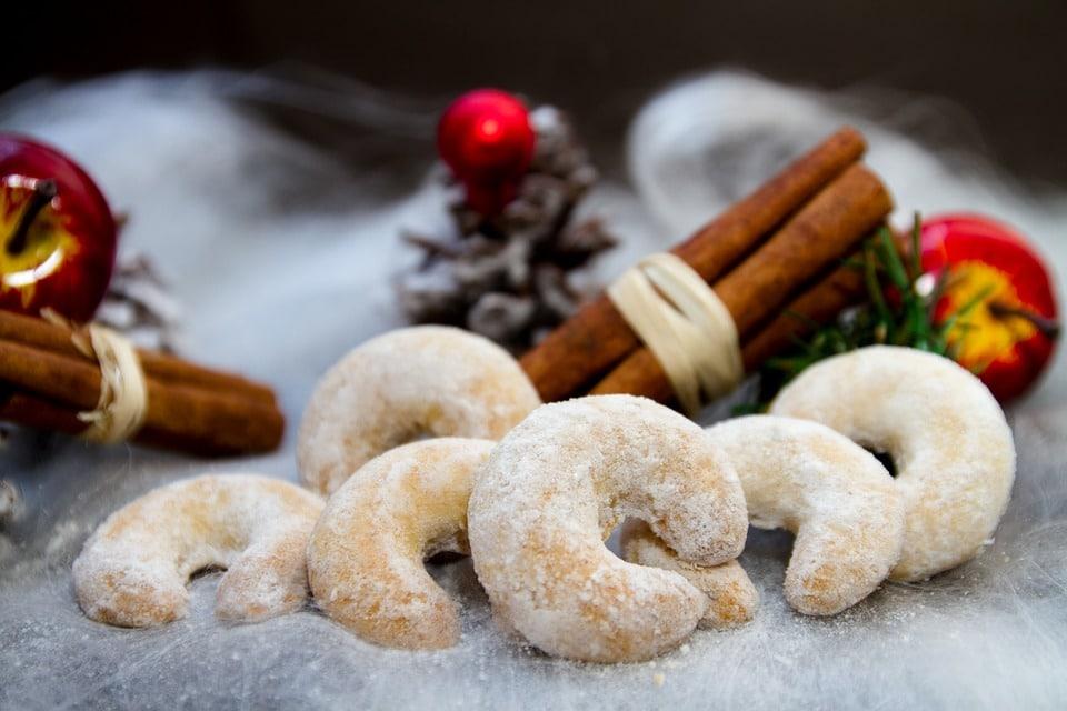5 простых рецептов печенья Яблочное печенье в глазури