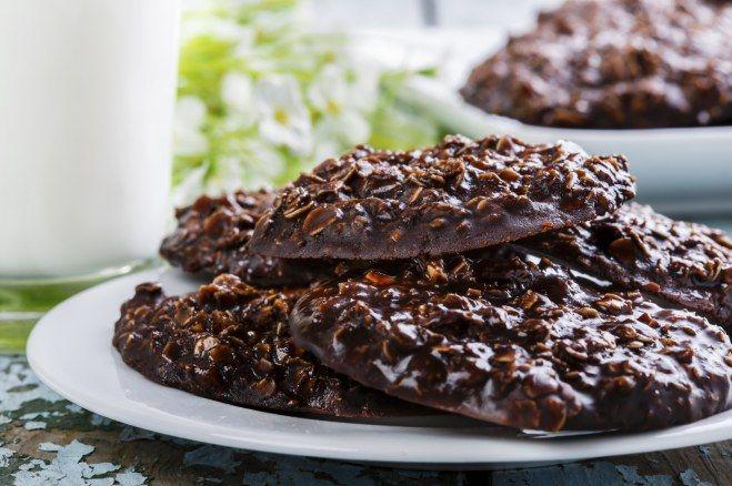 5 простых рецептов печенья