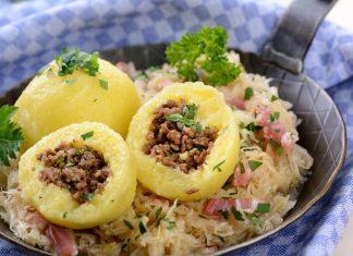 5 восхитительных блюд из картофеля для детей