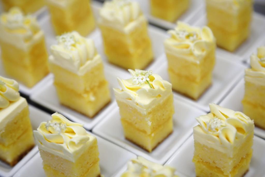 6 простых кремов для перемазки тортов - Лимонный крем