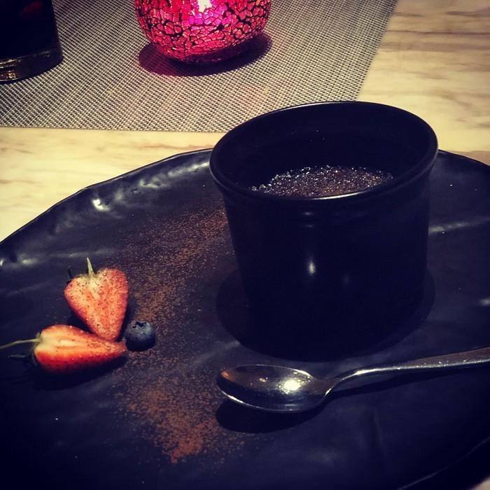 Рецепт крем-брюле с шоколадом ко Дню Святого Валентина