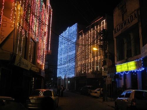 Дивали в Дели