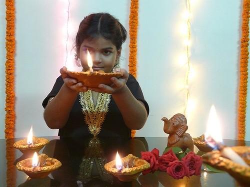 Дивали в Джайпуре