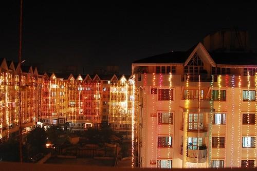 Дивали в Варанаси, Уттар-Прадеш