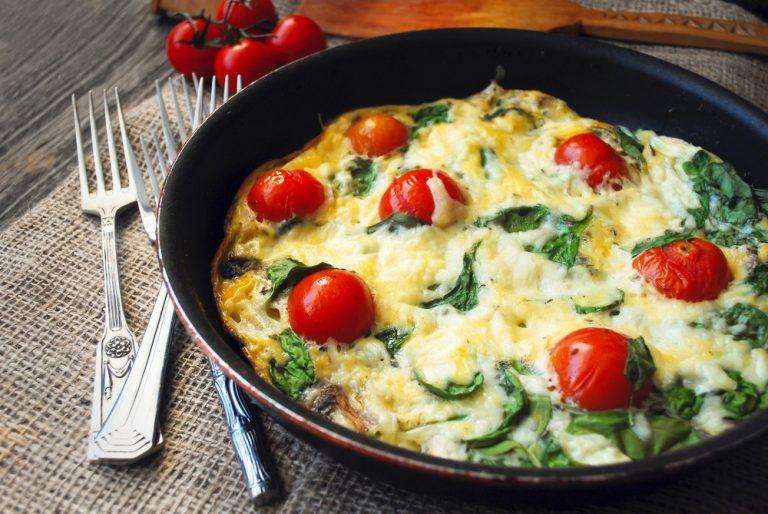 4 блюда для плотного завтрака