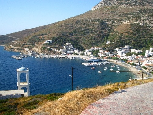 Фурни, Греция