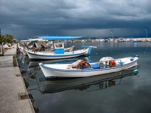 Лесбос, Греция