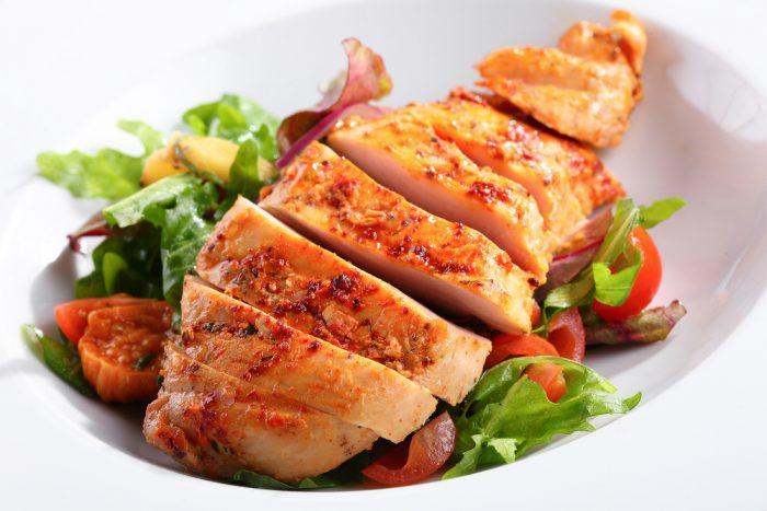 Рецепты блюд из курицы филе
