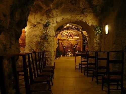 Наведаться в церковь в пещере, Будапешт