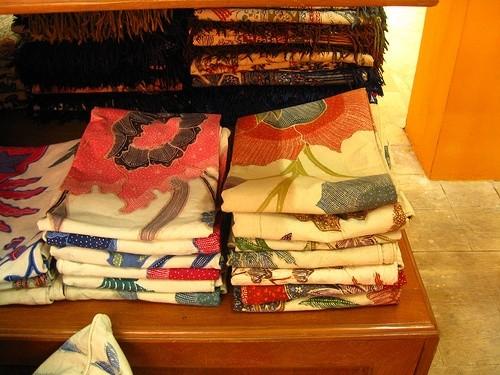 Одежда и текстиль стран Азии