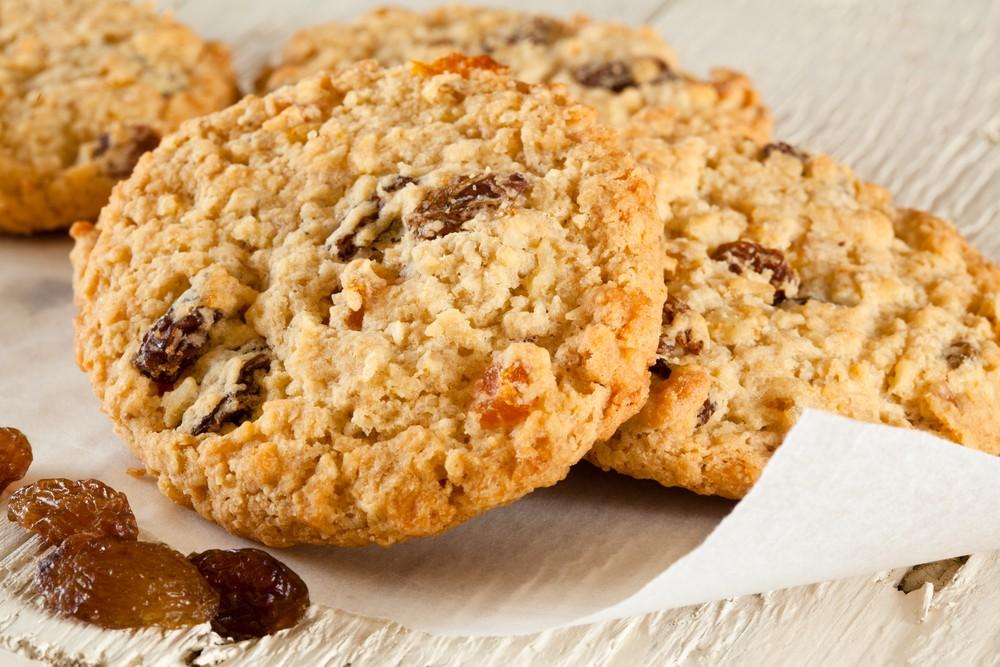 Овсяно творожное печенье рецепт