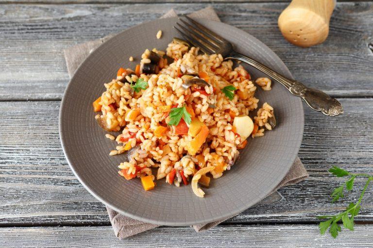 4 удивительных блюда из белого риса