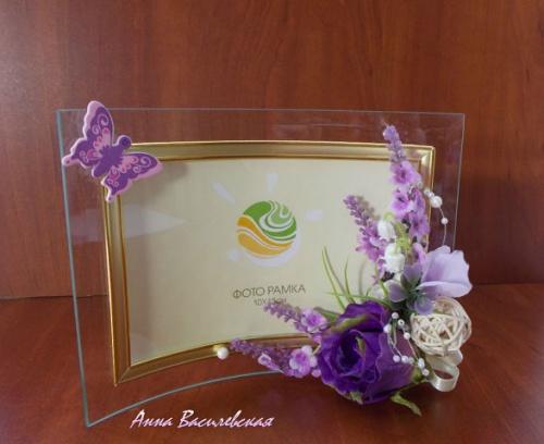 Рамка для фото Порхание бабочки