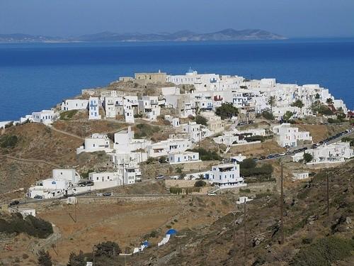 Сифнос, Греция