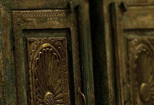Среднеазиатская антикварная мебель