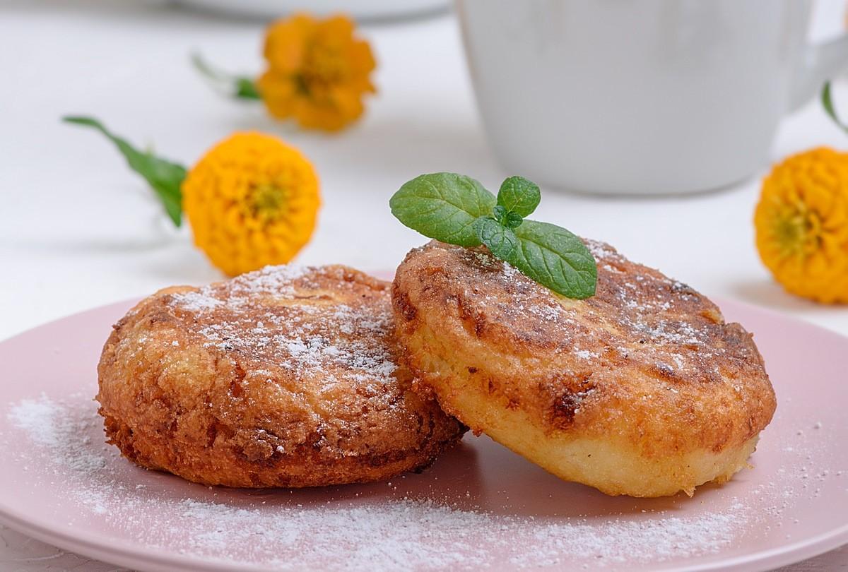 10 советов к здоровому завтраку для школьника Творог и сырники