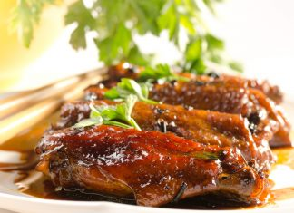 4 несложных рецепта для приготовления куриных блюд