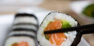 4 превосходных рецепта суши Классические суши маки