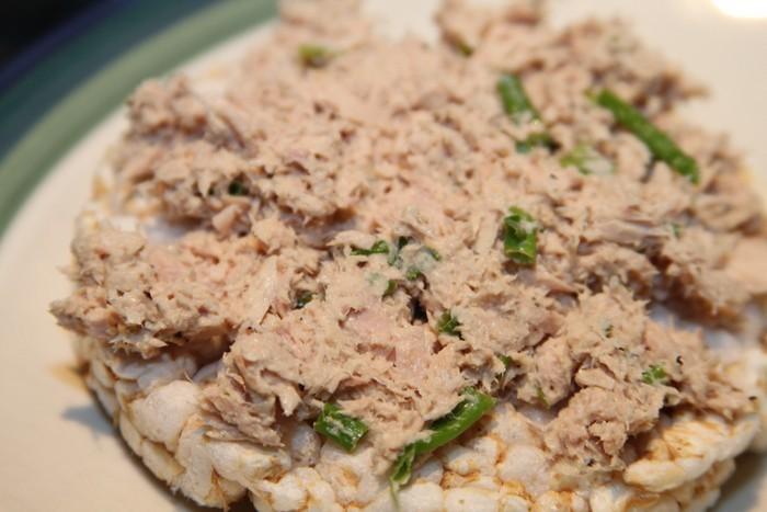 5 восхитительных способов приготовления блюд с тунцом - Начинка из тунца