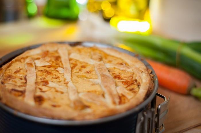 5 восхитительных способов приготовления блюд с тунцом - быстрый пирог с тунцом