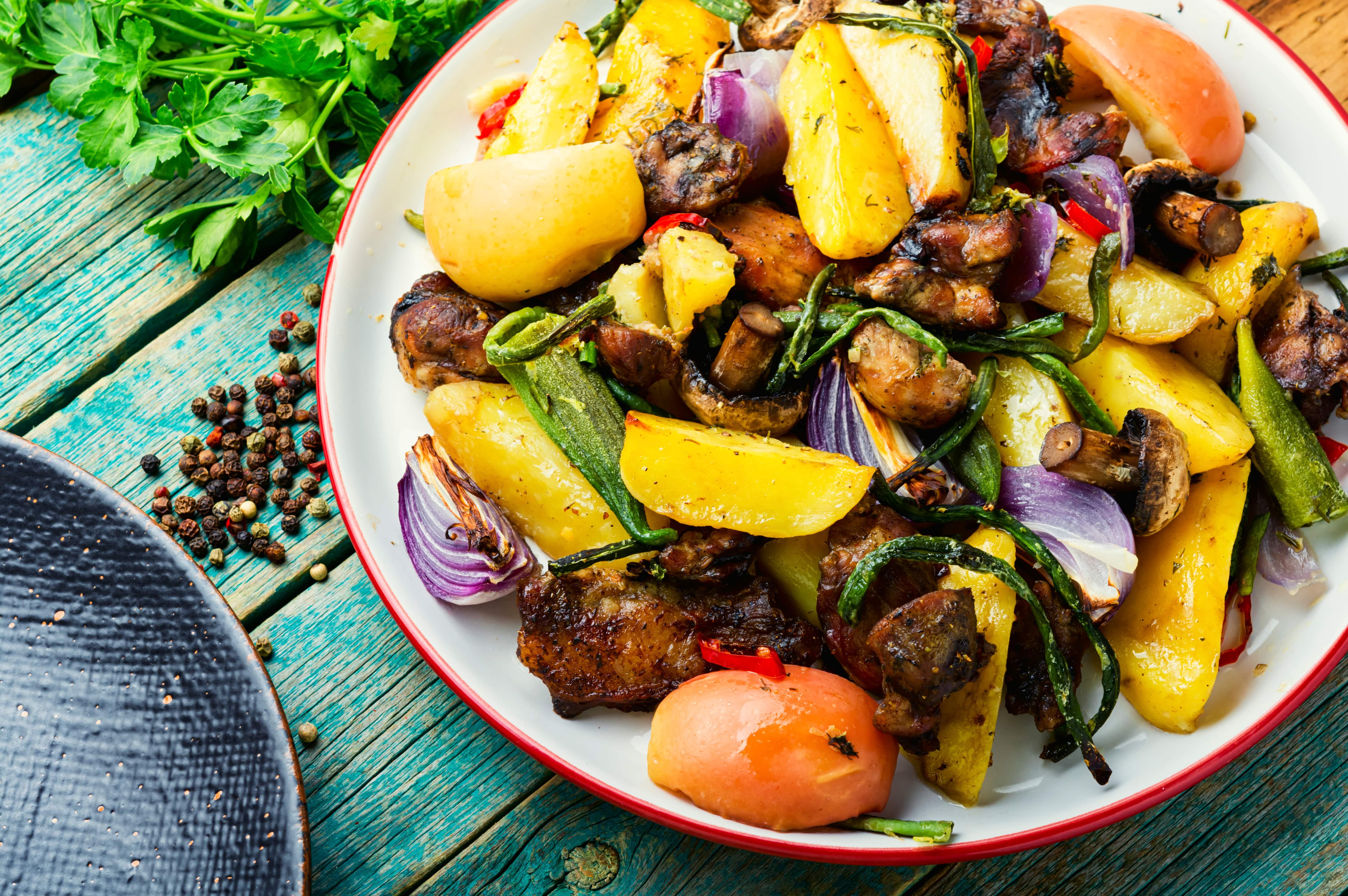 8 великолепных идей для блюд с картошкой и грибами