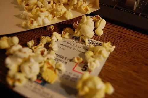 Съездить в чужой город, сходить в кинотеатр и вернуться