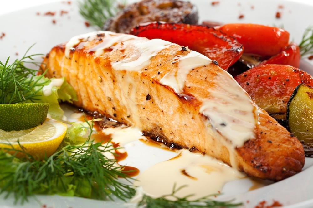 4 блюда из красной рыбы к 8 Марта