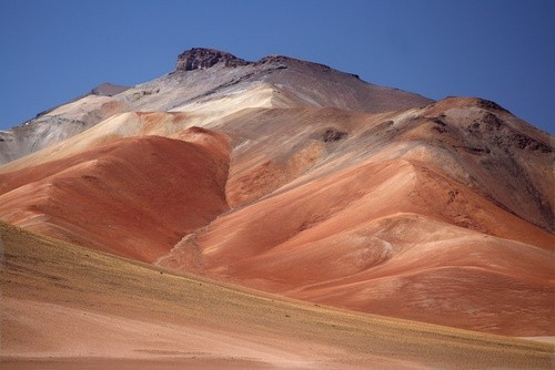 Кратер вулкана Марагуа