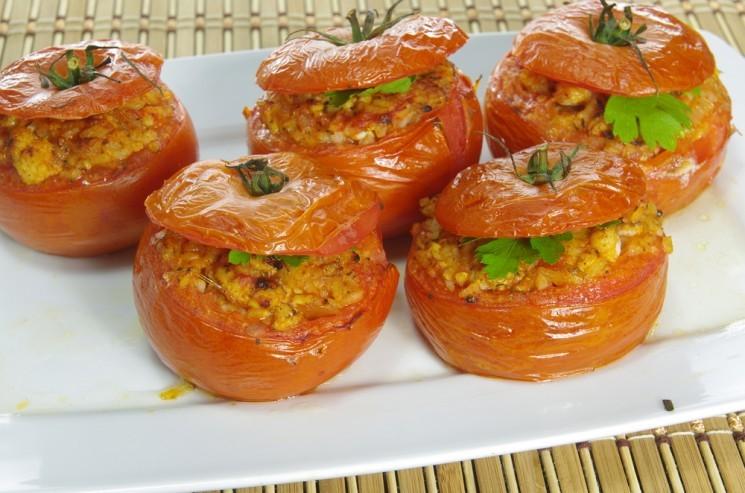 4 французских рецепта блюд с томатами