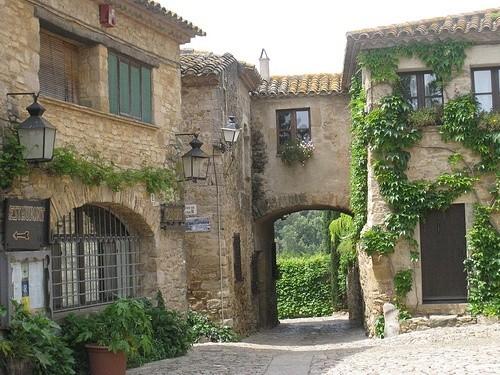 Средневековые деревни
