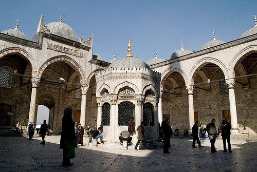 Туристический рай Стамбул