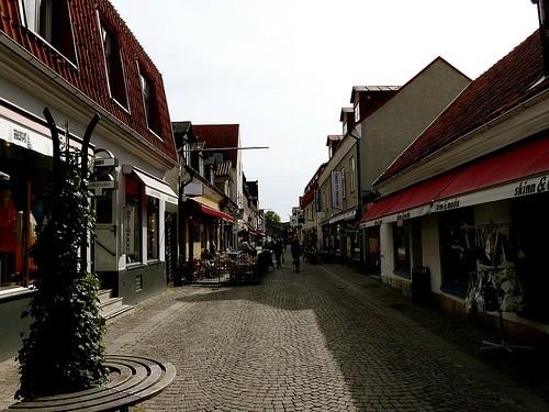 Висбю – средневековый город