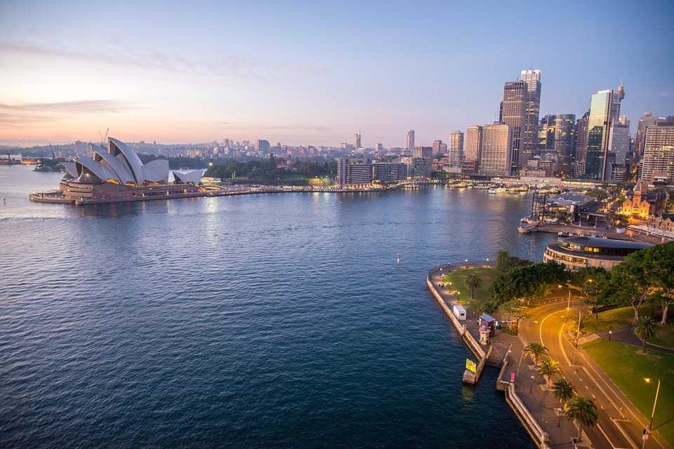 7 лучших стран мира для путешествия в одиночку - Австралия