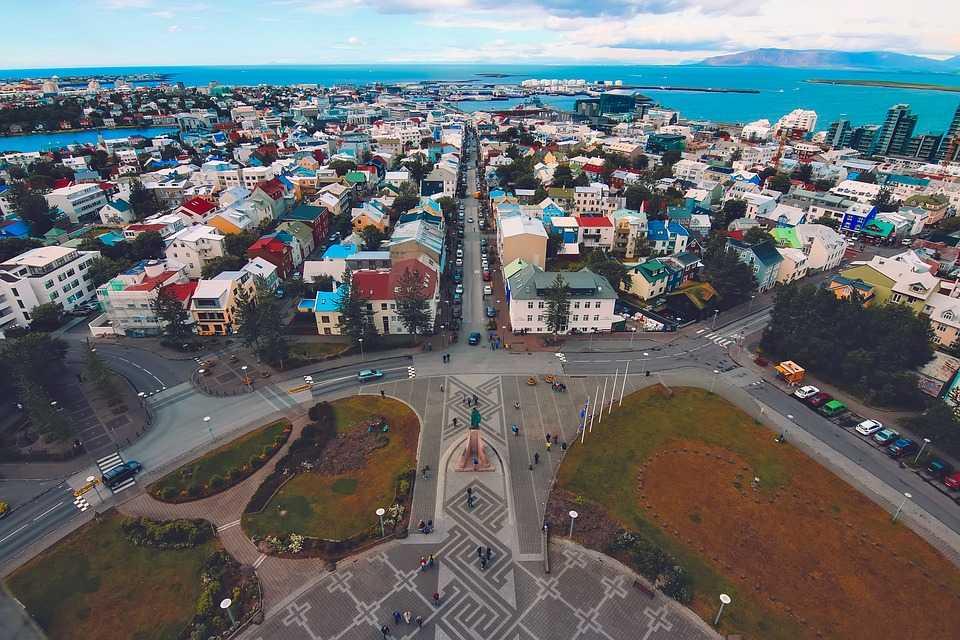 7 лучших стран мира для путешествия в одиночку - Исландия