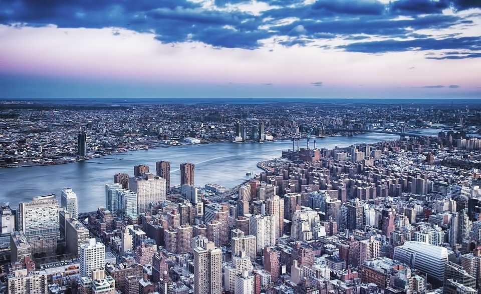 7 лучших стран мира для путешествия в одиночку - Нью-Йорк