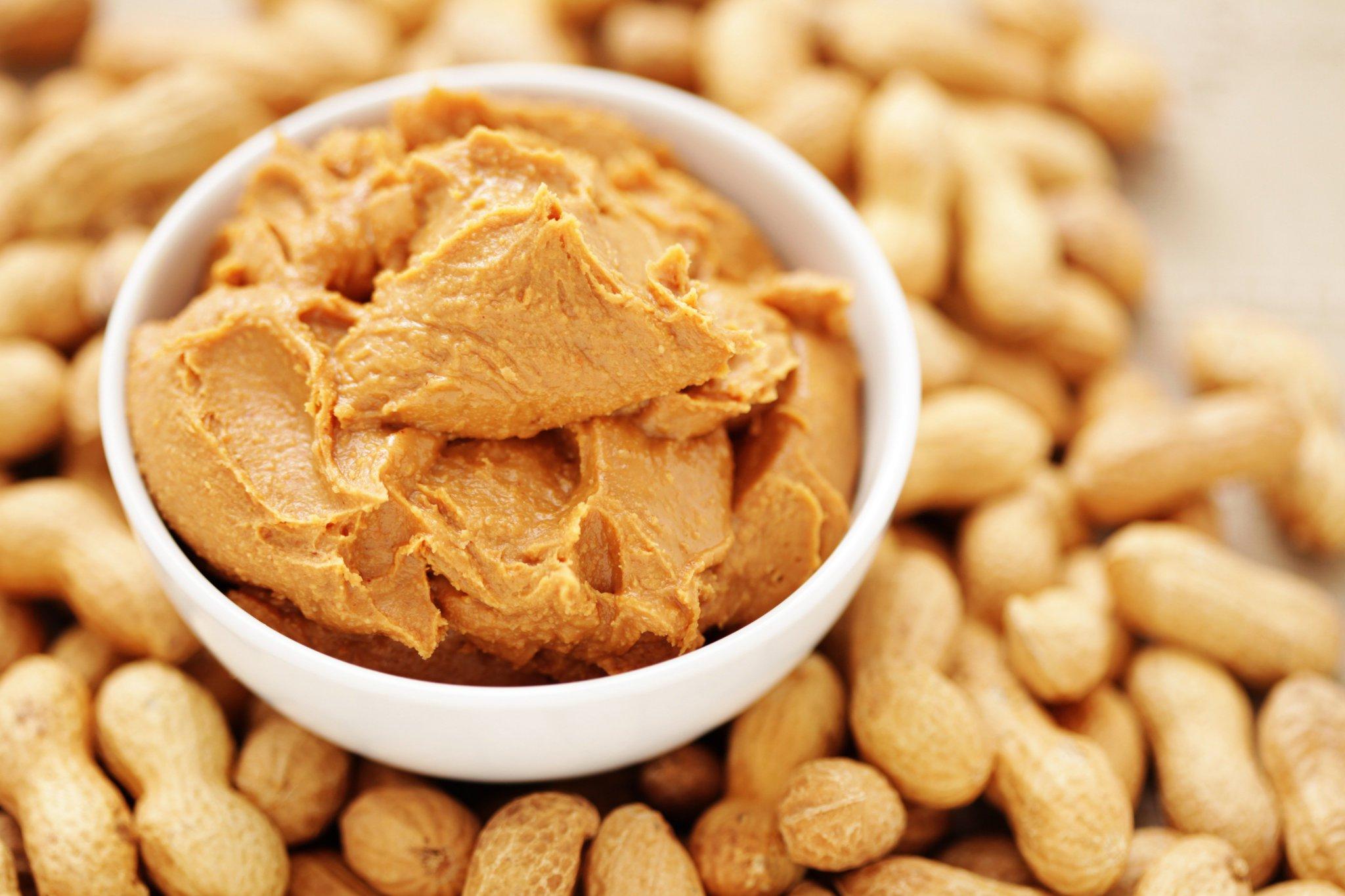 7 Möglichkeiten, um das süße Verlangen nach Erdnussbutter zu stoppen