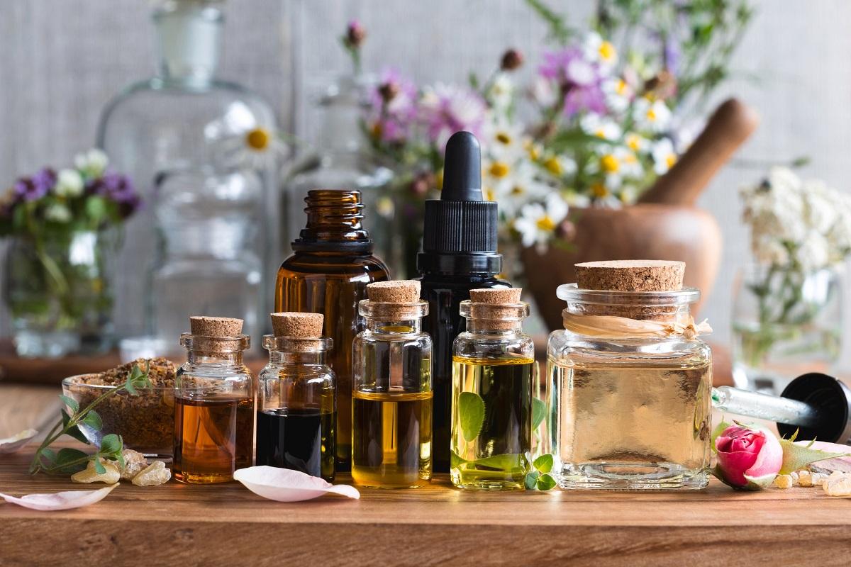 8 эфирных масел, полезных для здоровья