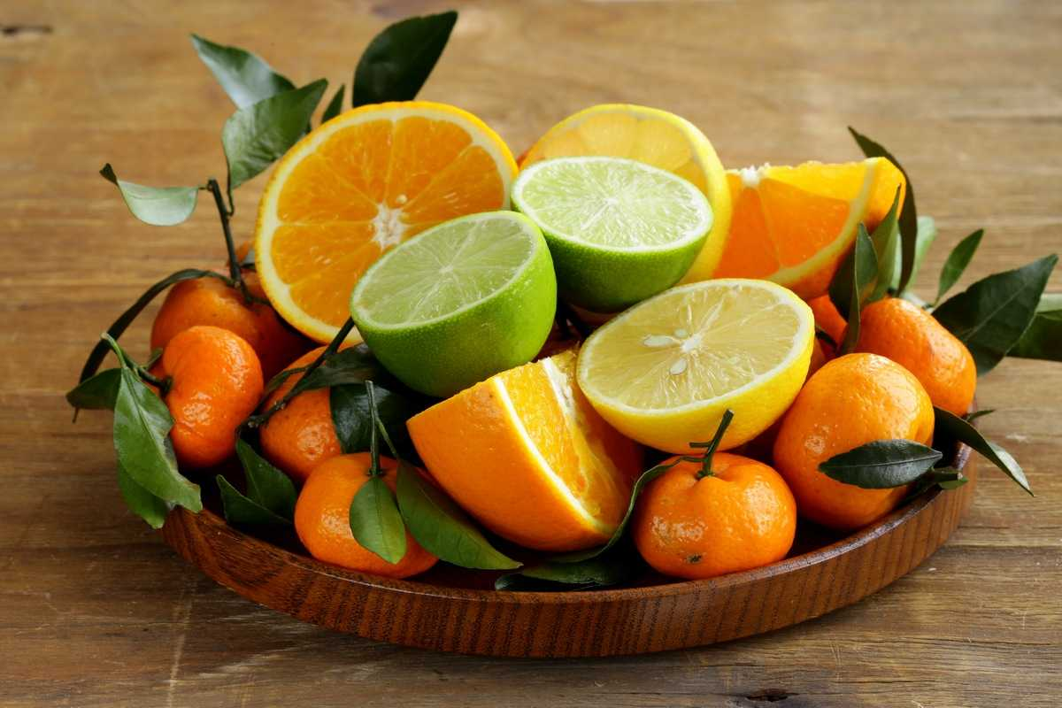 Orangen, Mandarinen, Zitronen