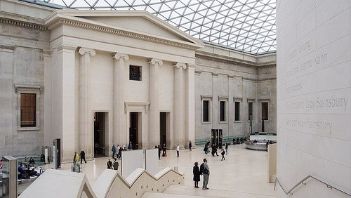 Британский музей, Лондон