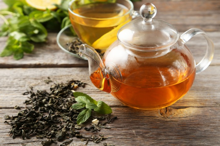 Перейдите на зеленый чай