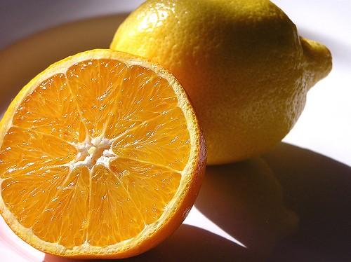 Апельсины, мандарины, лимоны