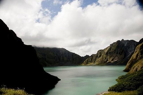 Гора Пинатубо