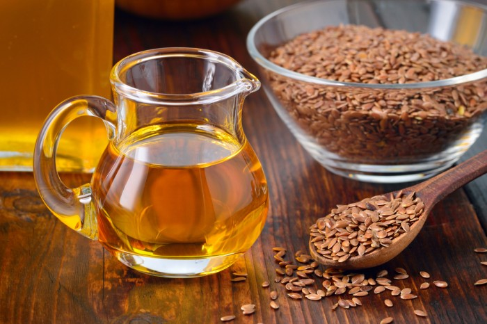 Употребляйте льняное масло