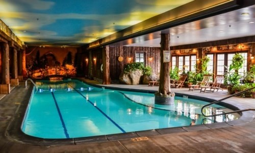 Отель Mirror Lake Inn Resort & Spa