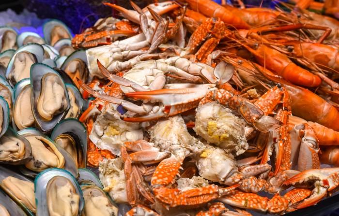 Кушайте побольше морепродуктов