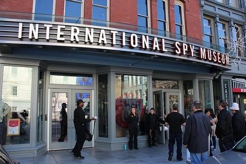 Международный музей шпионажа, Вашингтон